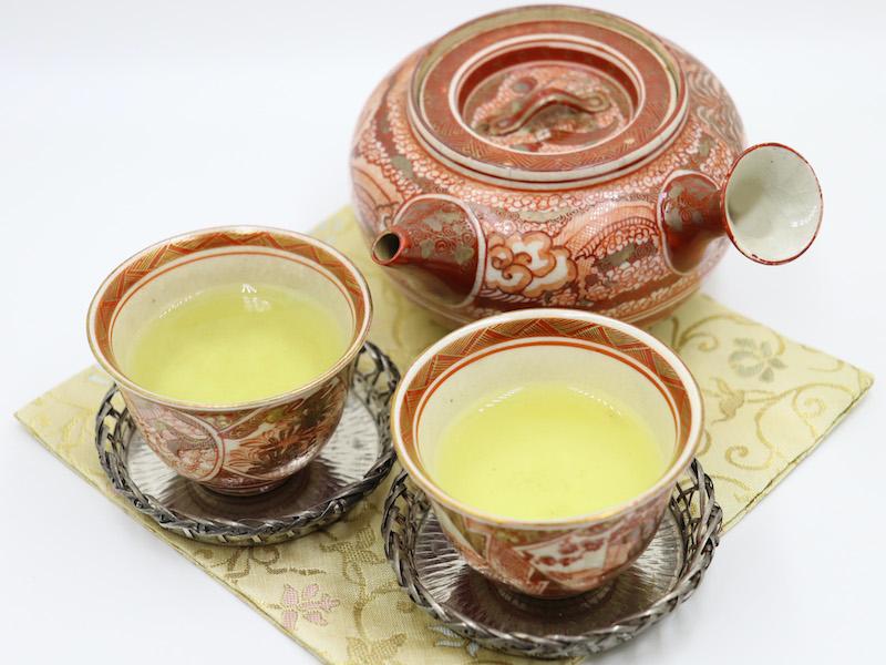 日本茶(緑茶)の淹れ方